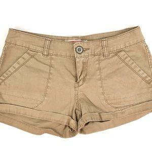 💟 BOGO Free! | French Star Khaki Shorts